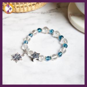 Yuan Zhong Siu - Rigel Snowflake Bracelet 2