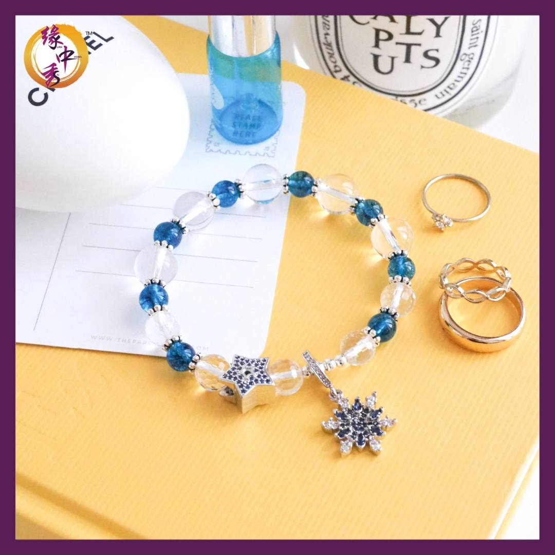 Yuan Zhong Siu - Rigel Snowflake Bracelet 4