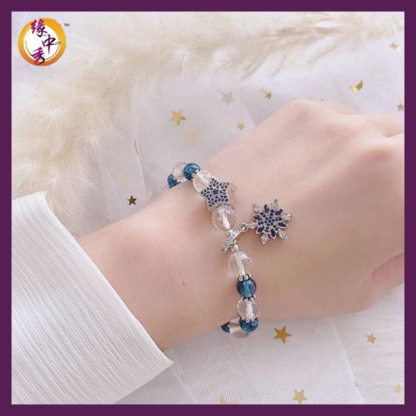 Yuan Zhong Siu - Rigel Snowflake Bracelet 7