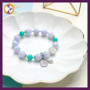 Celeste Blue Brilliance Bracelet