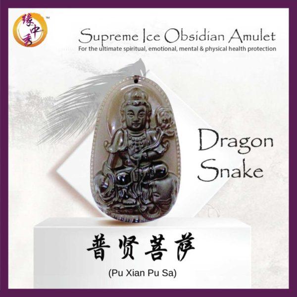1. PNEC-0095 - Dragon, Snake - 普贤菩萨(Yuan Zhong Siu)