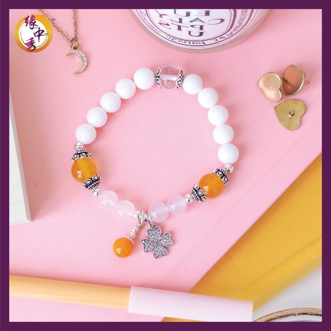 1. Yuan Zhong Siu Royal Pi Xiu Che Qu Bracelet