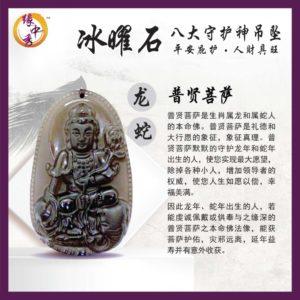 3. PNEC-0095 - Dragon, Snake - 普贤菩萨(Yuan Zhong Siu)