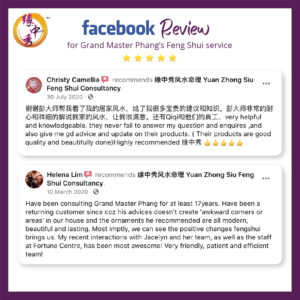 Review Feng Shui Audit by Grand Master Phang 2