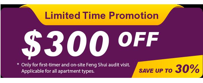 Grand Master Phang On-Site Feng Shui Audit Promotion