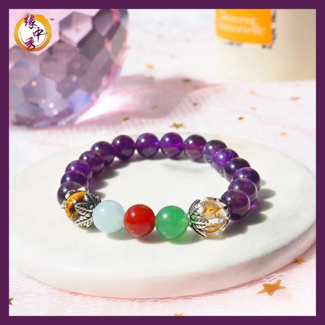 Yuan Zhong Siu - Harmonia 5-Element Bracelet