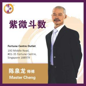 Zi Wei Dou Shu Astrology 紫微斗数 by Master Cheng (Yuan Zhong Siu)