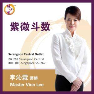 Zi Wei Dou Shu Astrology 紫微斗数 by Master Vion (Yuan Zhong Siu)