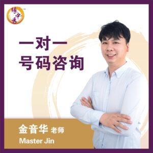 Number Analysis Service by Master Jin-Yuan Zhong Siu